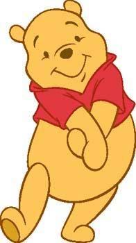 free vector Pooh 26
