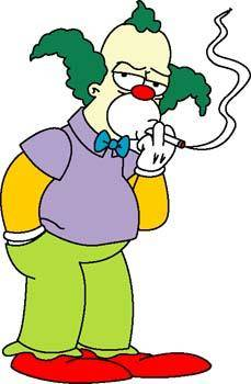 Krusty The Clown 1
