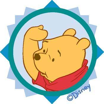 free vector Pooh 34