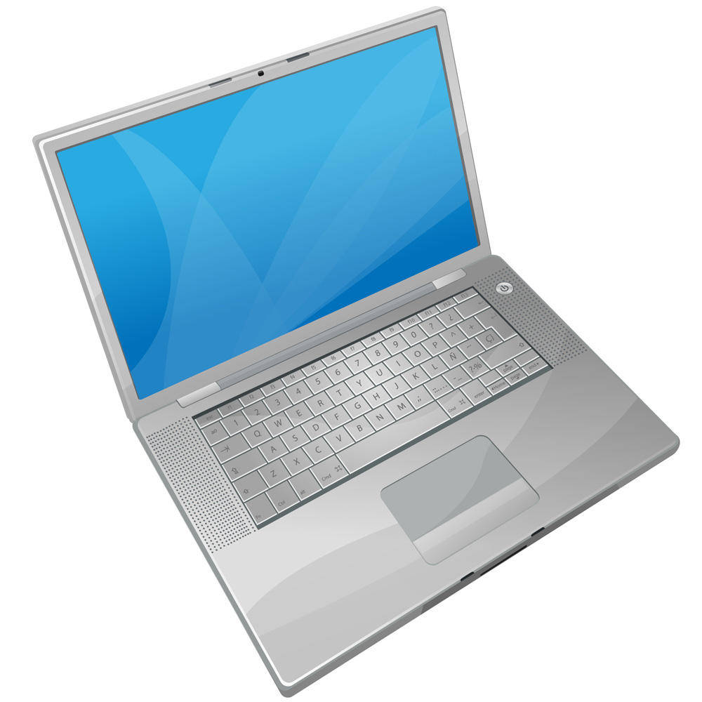 free vector Laptop