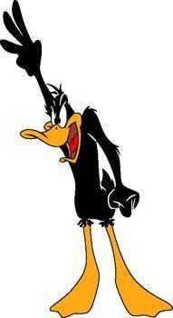 free vector Daffy 16
