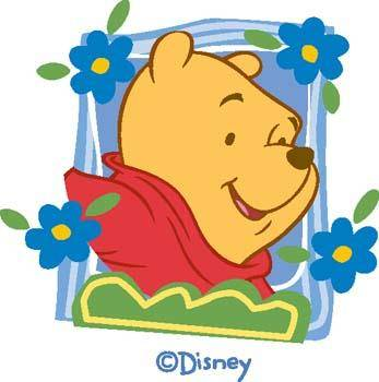 free vector Pooh 2