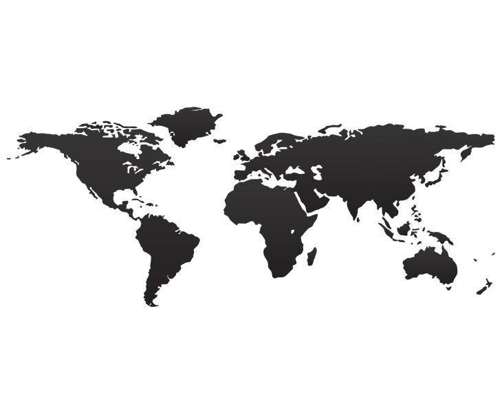 free vector Free Vector World Map