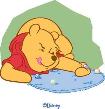 free vector Pooh 28