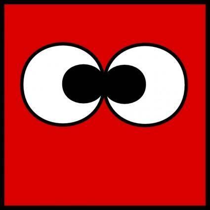 free vector Eyes Crossed clip art