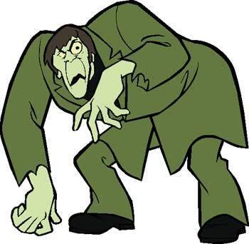 free vector Scooby Doo 2