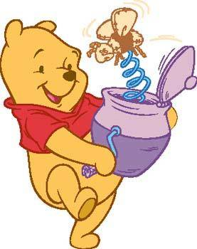 free vector Pooh 1