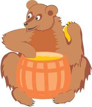 free vector Bear 17