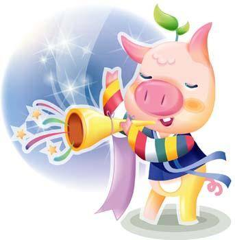 free vector Pig 66