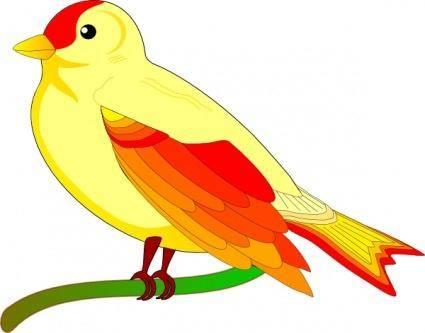 Bird Of Peace clip art