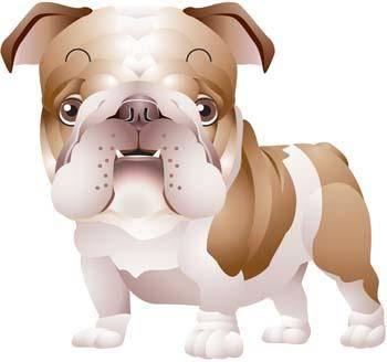 free vector Dog Vector 4