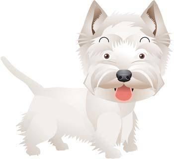 free vector Terrier 13
