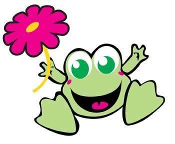free vector Frog 4