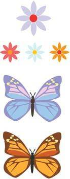 free vector Butterfly Vector 22