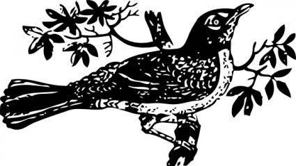 Singins Bird clip art 128039