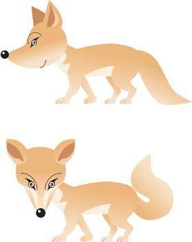 free vector Fox Vector 14
