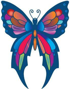 Butterfly Vector 9