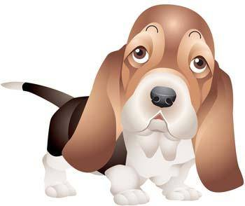 Little Dog Vector 1