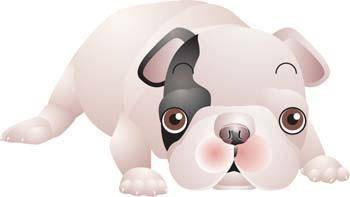 free vector Dog Vector 8