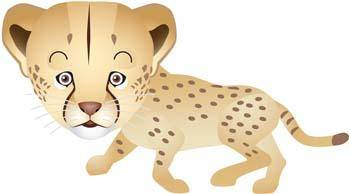 free vector Leopard 3
