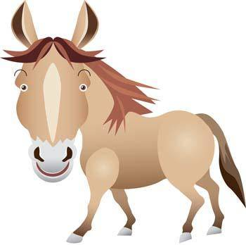 free vector Horse Vector 12