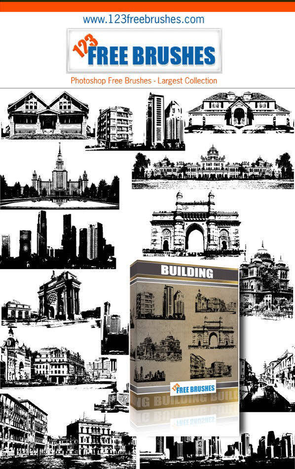 City Building Vectors