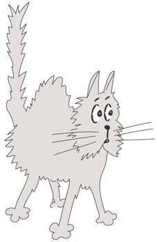 Cat vector 36