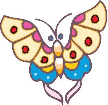 free vector Butterfly Vector 1
