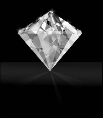 Diamond clip art