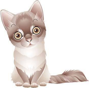 free vector Cat vector 74