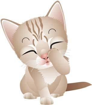 free vector Cat vector 83