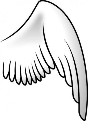 free vector Wing clip art