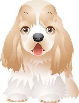 free vector Puppy 8