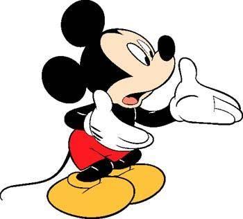 free vector Mickey 3