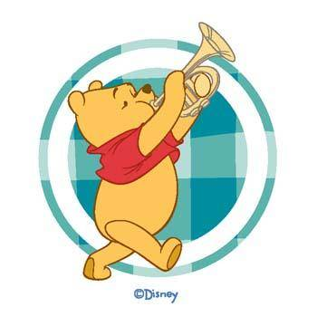 free vector Winny The Pooh