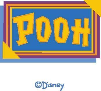 free vector Pooh 27