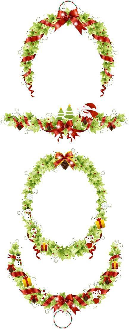 Christmas Wreaths Decoration