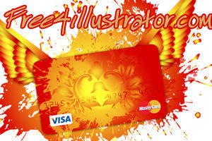 free vector Credit Card Vector