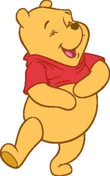 free vector Pooh 4