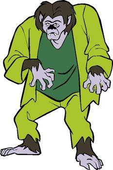 free vector Scooby Doo 5