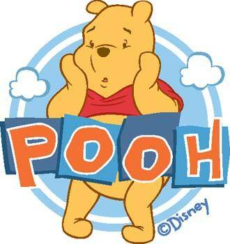 free vector Pooh 18