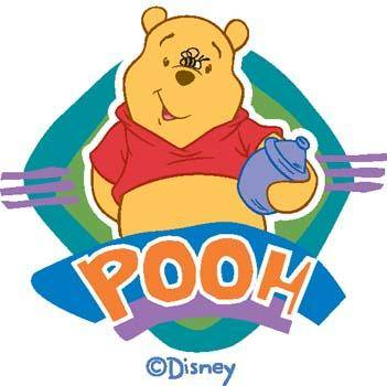 free vector Pooh 45