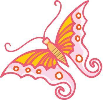 free vector Butterfly Vector 2