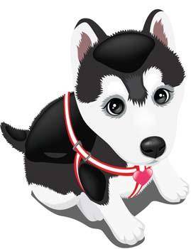free vector Puppy vector 8