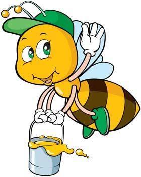 free vector Bee 20