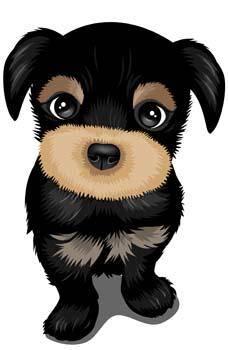 free vector Terrier 3