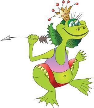 free vector Frog 8