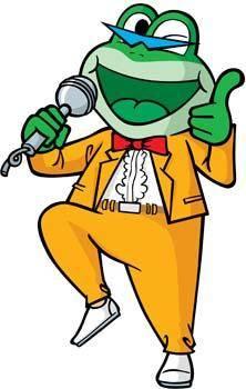free vector Frog 16