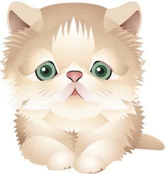 Cat vector 77