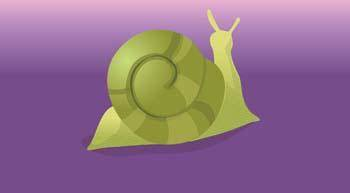 free vector Snail 5